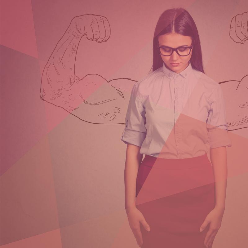 Shy Girl Marketing Introvert
